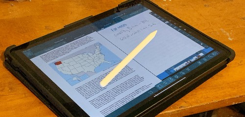 GoodReader 5 brings split-screen documents to iPad