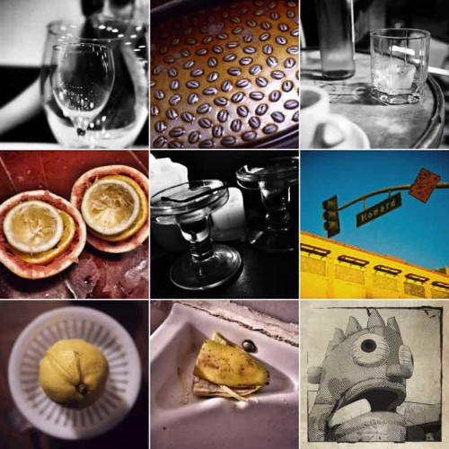 Use Shortcuts to share a beautiful grid of your photos