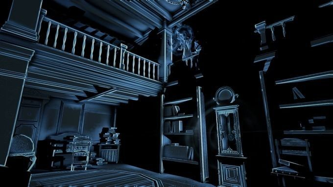 Only your ears can save you in this creepy horror game