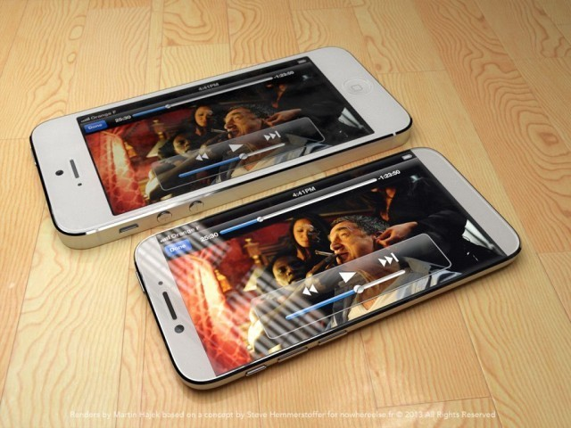 Experts Predict Larger 5-Inch Display For iPhone 6… Again