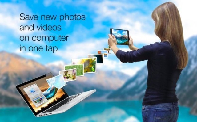 Sync Photos To Storage Gives You One Tap iOS Photo Backup