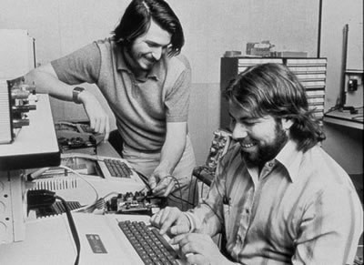 Woz says Apple would never hire him or Steve Jobs today