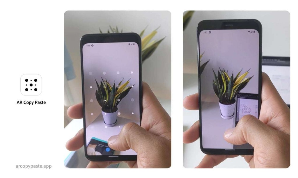 Amazing AR copy and paste demo is now a real iPhone app | Cult of Mac
