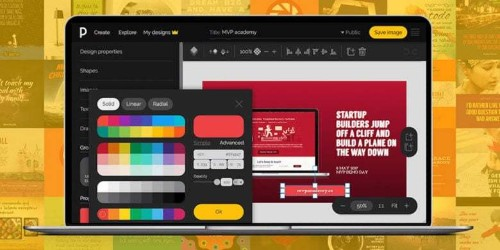 Get lifetime access to a powerful graphic design app [Deals]