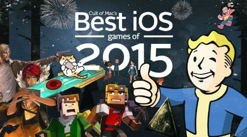 The 10 best iOS games of 2015