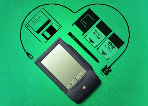 Your first look at the new Apple Newton documentary
