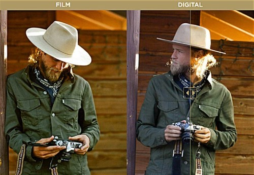 iPhone app gives digital shooters a taste of film