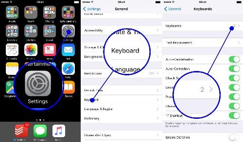 Dramatically improve iOS dictation using Google's Gboard