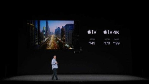 Apple promises Dolby Atmos is coming to Apple TV 4K