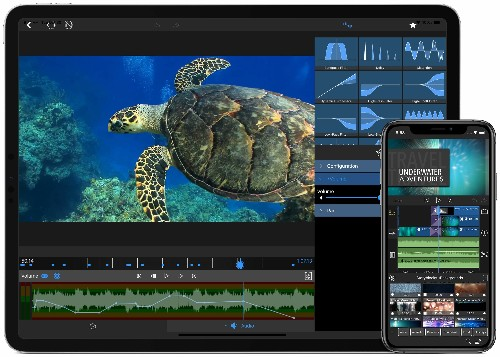 Powerful video editor LumaFusion now even better on iOS