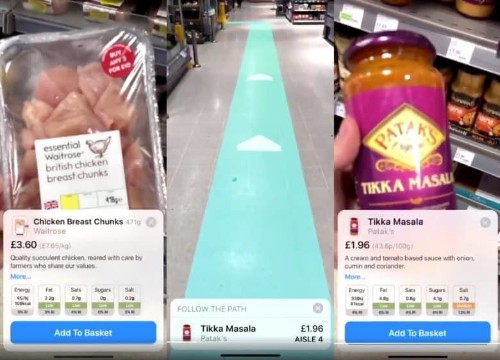 See how ARKit will make grocery shopping easier