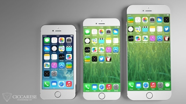 5.5-inch iPhone 6 will get 'one-handed mode' for easier use
