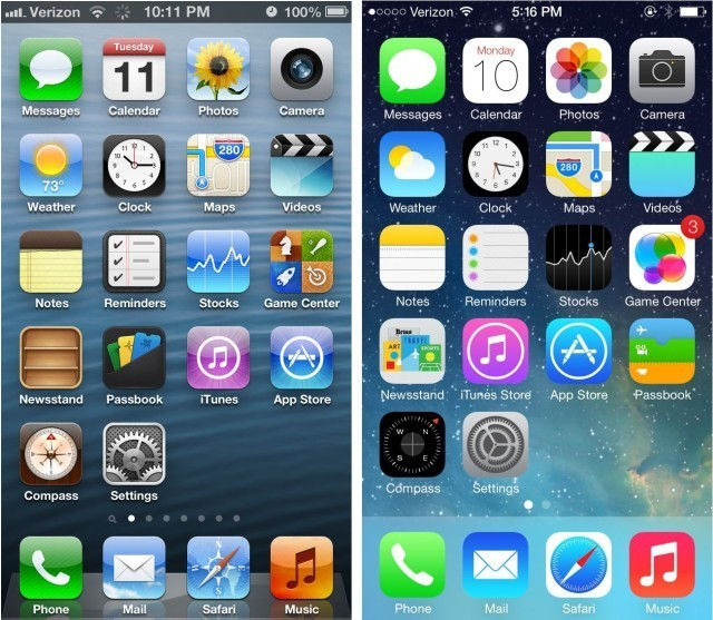 Today in Apple history: iOS 7's major redesign divides fans