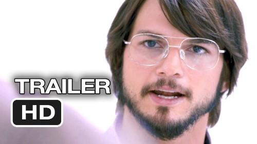 Here's The First Full Trailer For Ashton Kutcher's 'Jobs' Movie [Video]