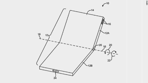 Samsung sends foldable screen samples to Apple