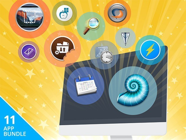 This bundle is like the dream team of Mac apps [Deals]
