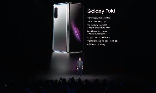 Samsung retrieving review units for its botched Galaxy Fold