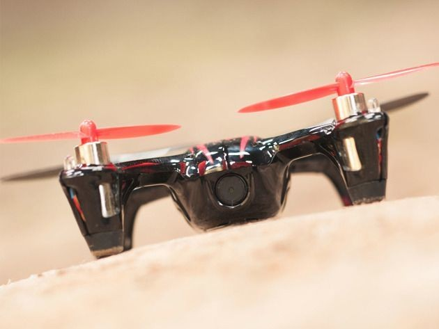 Fly high and capture video from the sky with The Super Drone [Deals]