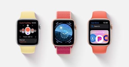 Apple Watch gets tweaked by watchOS 6.0.1