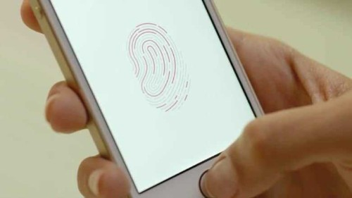 Apple's not giving up on button-free Touch ID just yet