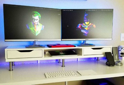 These spartan Mac setups wage war on wires [iSetups]