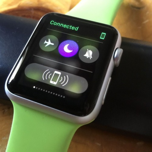 How to get your Apple Watch to leave you alone
