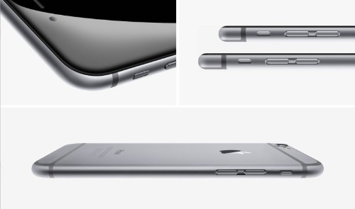 Is Apple ashamed of the iPhone 6's protruding camera lens?