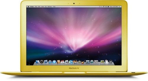 Retina MacBook Air could land next year in space gray, silver and gold