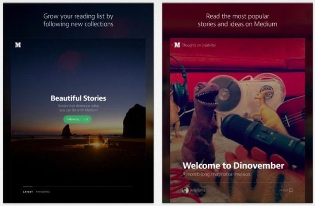 Medium comes to iPad, and the best social reading app gets even better