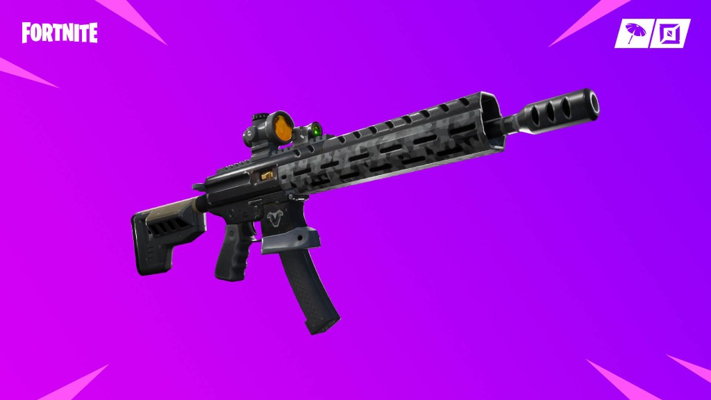 Fortnite 9.01 brings tactical assault rifle, makes drum gun changes