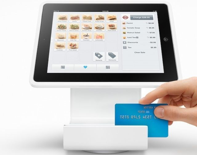 Square's Newest Piece Of Hardware Turns Your iPad Into A Cash Register