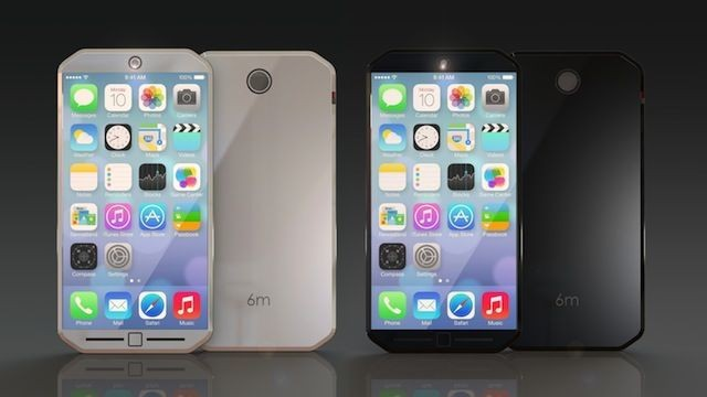 This iPhone 6 Concept Looks Like Something From Battlestar Galactica