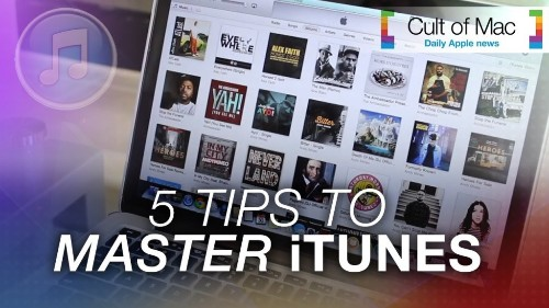 5 stunning tips that will make you an iTunes master
