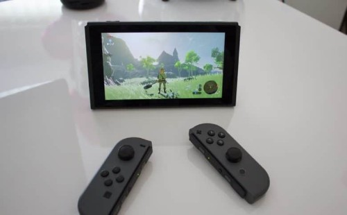 Nintendo Switch app for iOS now lets you voice chat inside more games
