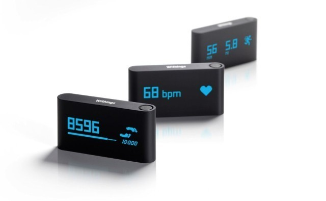 Withings New Fitbit-Like Activity Tracker is Also a Pulse Meter