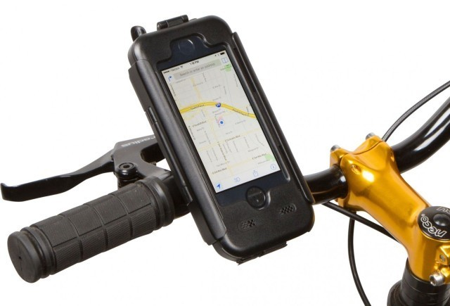 Waterproof BikeConsole Smart Bicycle Mount Now Available For The iPhone 5s