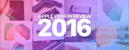 From tiny innovations to big brawls, this is how Apple rolled in 2016