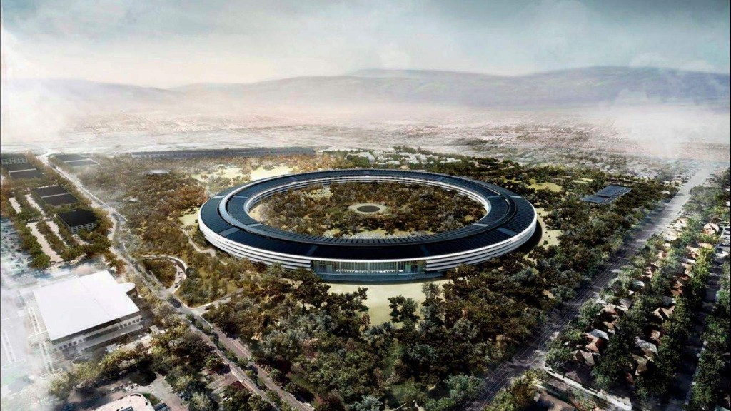 STFU, Critics! Apple's Spaceship Campus Is Pure Awesome!   Cult of Mac