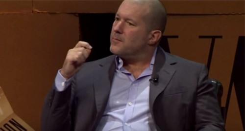 Jony Ive is once again leading Apple's design team