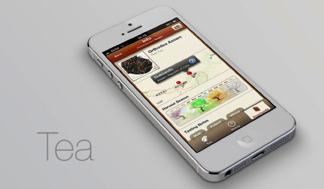 Tea, An App Dedicated To The World's Finest Beverage