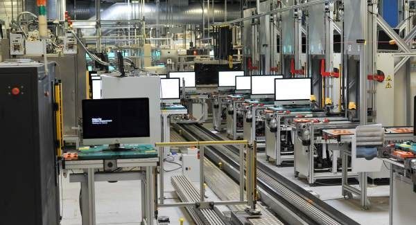 Inside Apple's secretive iMac plant in Ireland