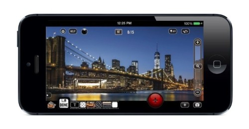 Get 4K video recording on your iPhone 5s with this $1,000 app