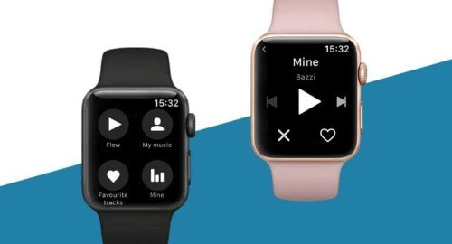 Deezer tries to outdo Spotify with upgraded Apple Watch app