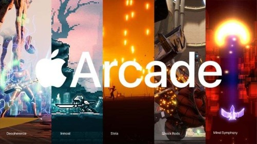 Apple Arcade picks up 5 new games for iPhone, iPad, Apple TV