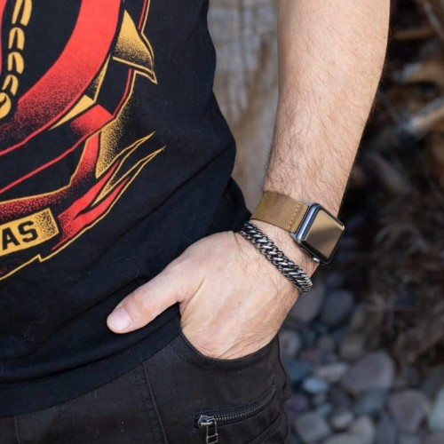 Save 20% on all Carterjett Apple Watch bands through August 31st