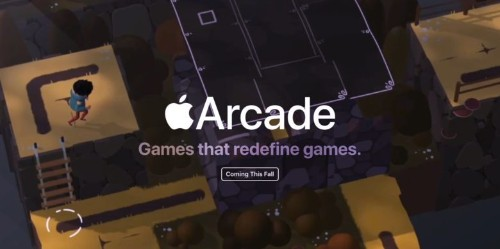 Apple employees now putting Apple Arcade through its paces