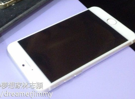 Renowned leaker posts picture of the massive 5.5-inch iPhone 6