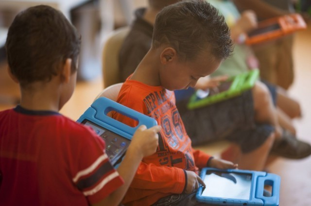 In The Netherlands, Schools Are Using iPads To Teach The Steve Jobs Way