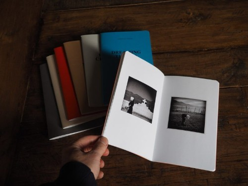 This publisher will help you turn your iPhone photos into a fine art book