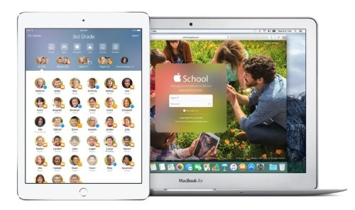 Apple's Classroom app for iPad lands on App Store